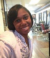 headshot of Danielle Visser